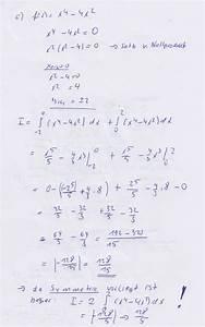 Unbestimmtes Integral Berechnen : integralrechnung inhalt der fl che die den graphen von f mit der x achse einschlie t ~ Themetempest.com Abrechnung