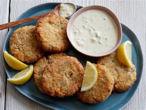 vegan chickpea crab cakes recipe food network kitchen