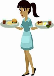 Waitress Clipart   Free Download Clip Art   Free Clip Art ...
