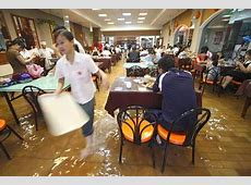 Meal through the flood, China's funny pictures