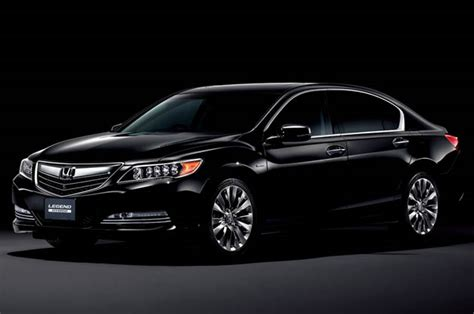 jdm acura legend honda slaps legend name on jdm acura rlx