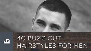 40 Buzz Cut Hairstyles For Men