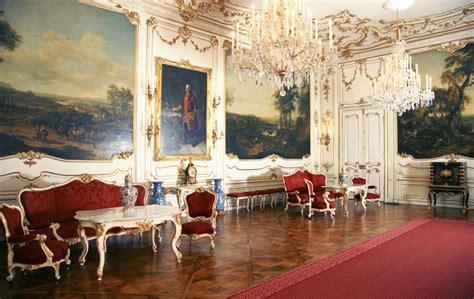 Schonbrunn Palace Inside Rooms