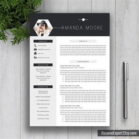 Creative Professional Resume Templates by Best 25 Resume Templates Ideas On Resume