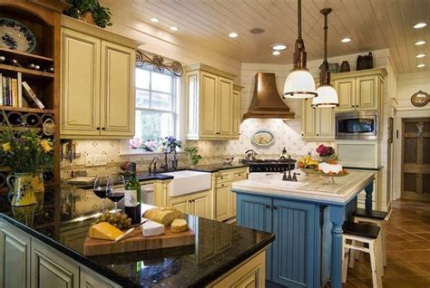 country yellow kitchens country kitchen d 233 cor decor around the world 2969