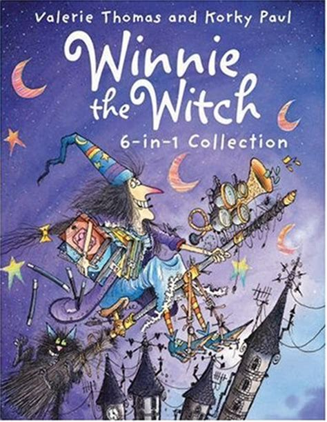 winnie  witch   collection  valerie thomas