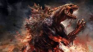 Godzilla 2019 Shin Godzilla 2016 Roars - YouTube