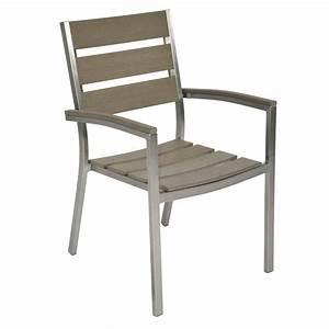 Gartenstühle Alu Stapelbar : stuhl gartenstuhl bassano wetterfest und stapelbar ~ Watch28wear.com Haus und Dekorationen