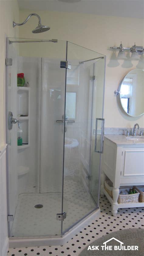 Diy Acrylic Shower Walls  Ask The Builder