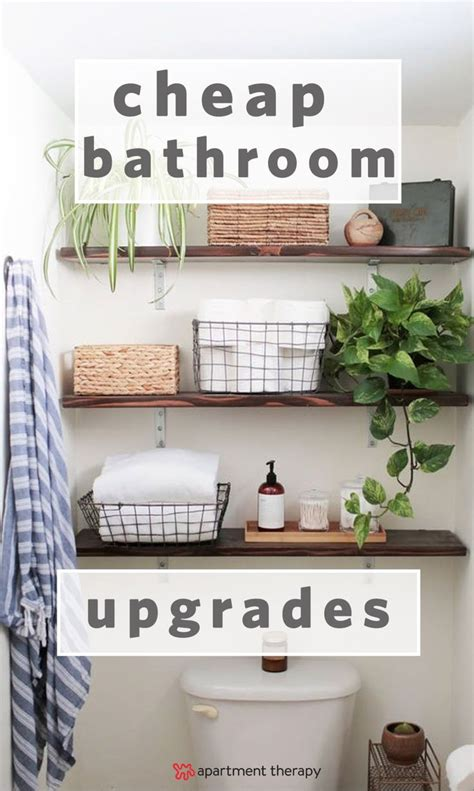 Cheap Bathroom Ideas Makeover by Best 25 Cheap Bathroom Remodel Ideas On Cheap