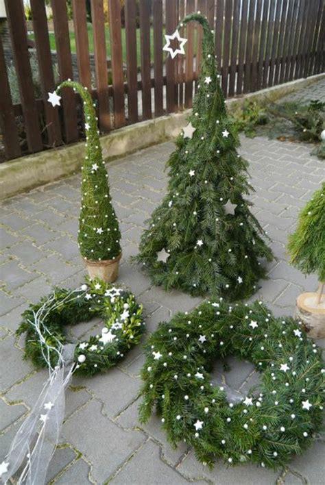weihnachtsgestecke aus naturmaterialien 106 atemberaubende adventskranz ideen archzine net