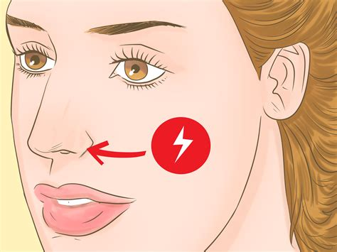 ways    nose  smaller wikihow
