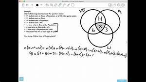 Venn Diagram Calculator 3 Sets