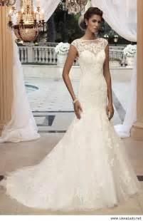 beautiful lace wedding dresses wedding nail designs gorgeous wedding dress 2026211 weddbook
