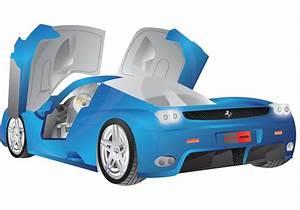 Free Ferrari Enzo Vector