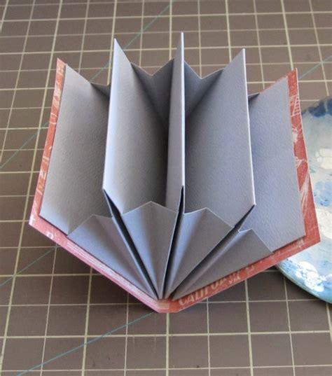 buch selber basteln leporello basteln einfache bastelideen mit papier