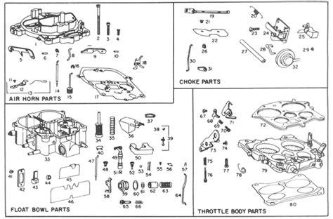 Article Info Carburetor Parts Rebuild Kits
