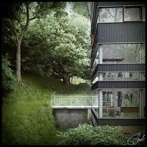House In Nature Interior Design Ideas