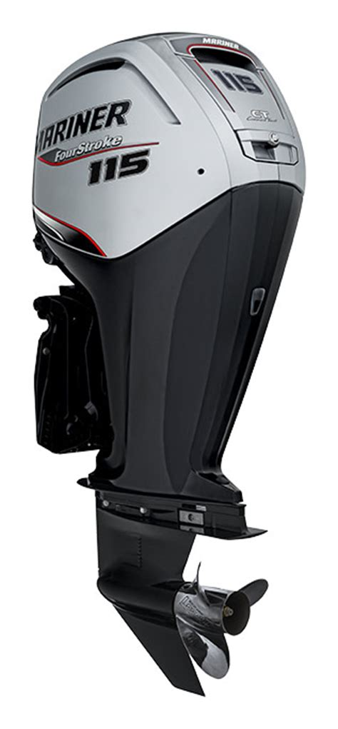 mariner elpt ct efi outboard mariner hp long shaft