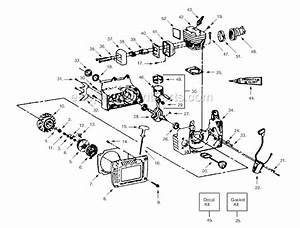 Poulan 305 Parts List And Diagram   Ereplacementparts Com
