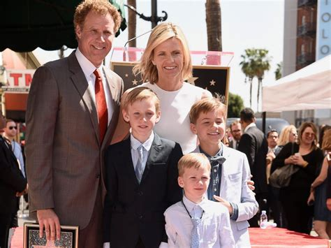 Will Ferrell Family Photos, Wife, Son, Father, Mother, Age