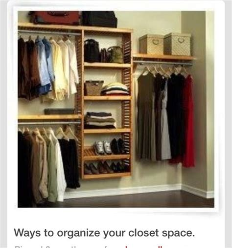 ways to organize your closet musely