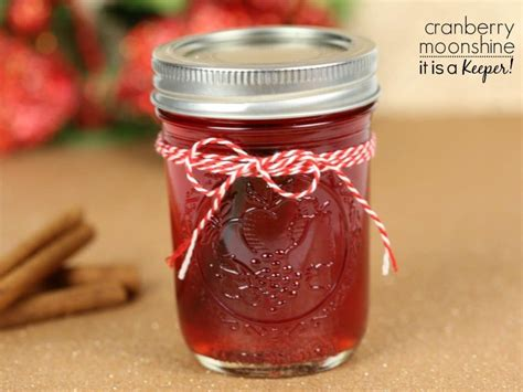 Cranberry Moonshine – This cranberry moonshine recipe is ...
