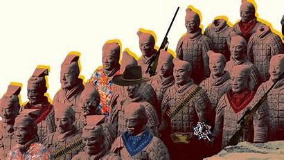 China Influence Army Hero 1500