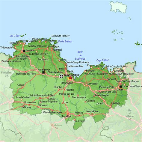 gites de chambres d hotes recherche cartographique d 39 une location de vacances côtes
