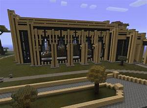 Modern House Series - Colossanctum Church Minecraft Project