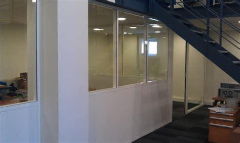 cloison bureau amovible gt cloison amovible modulaire de bureau aménagement de bureau