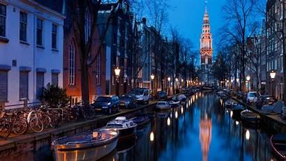 Amsterdam Wallpapers Night 1920 Netherlands Hq 1080
