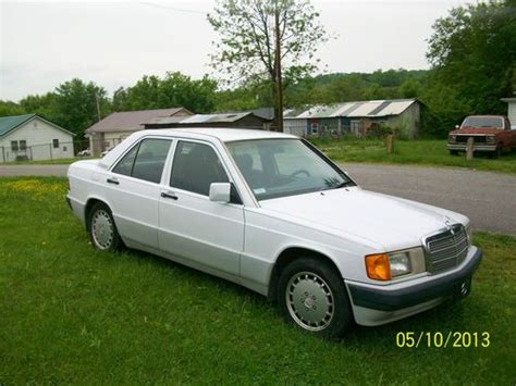 old car owners manuals 1992 mercedes benz w201 navigation system find used 1992 mercedes benz 190e 2 6 sedan 4 door 2 6l in la follette tennessee united states