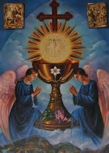 Holy Eucharist Sacrament