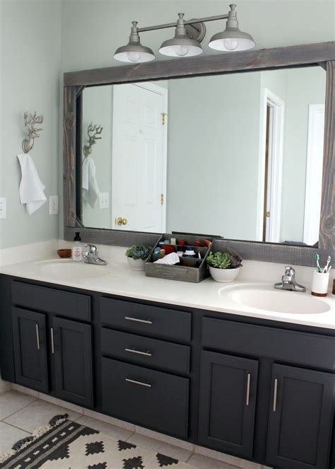 master bathroom update    budget