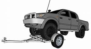Tow Dolly Trailer Plans  U0026 Building Instructions