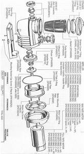 Hayward Northstar Pool Pump Internal Diagram For Parts And