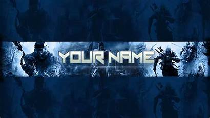 Gaming Banner Template Channel Photoshop Psd Fivesquid