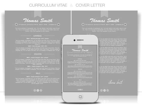 25 best images about cv word templates on