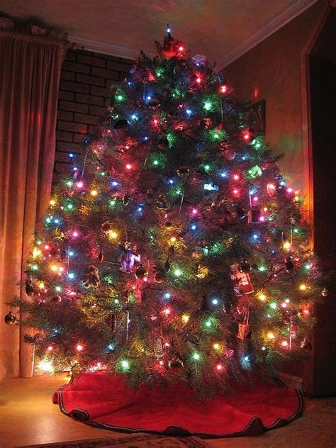 christmas decorations led tree from love actully the world s catalog of ideas