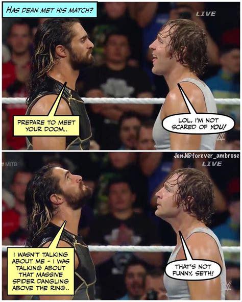 Wwe Wrestling Memes - 33 best ambrollins images on pinterest wwe wrestlers dean ambrose and lucha libre