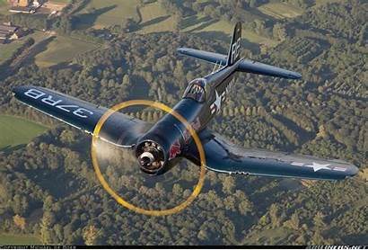 Corsair F4u Vought Wallpapers Aircraft Flying Bull