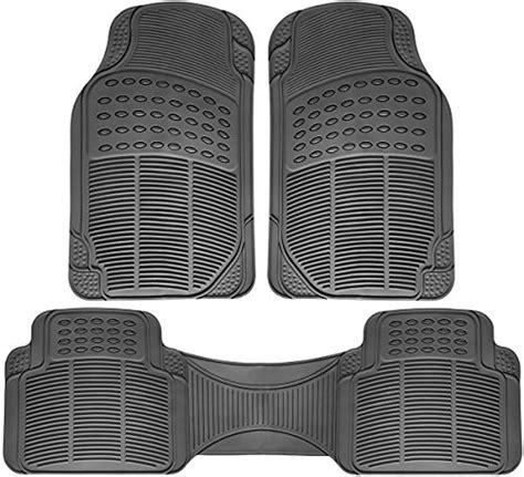 oxgord rubber floor mats save 76 oxgord universal fit 3 set ridged