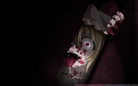 Horror Anime Wallpaper - horror anime wallpapers wallpaper cave