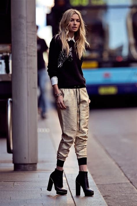 Top 10 Outfit Ideas with Jogger Pants - Top Inspired