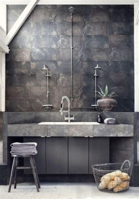 industrial bathroom decor ideas  piece