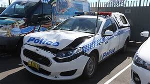 Teenage boys arrested in Warrawong after ramming police ...