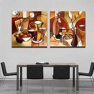 abstract modern oil paintings defendbigbirdcom With kitchen colors with white cabinets with contemporary abstract canvas wall art