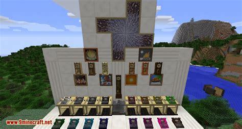 bibliocraft mod  armor stands bookcase