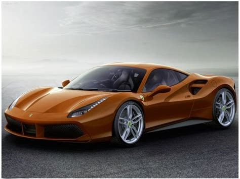 There is arguably no other gray produced by ferrari that highlights a ferrari's lines better than grigio titanio. 2015 Ferrari 488 GTB Price, Specs
